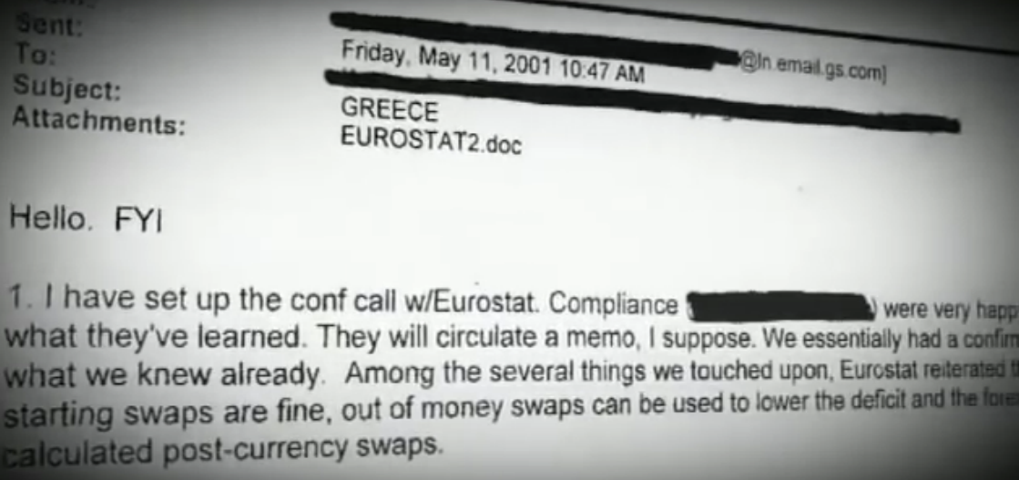 Seven things you didn't know about the Goldman-Greece swap